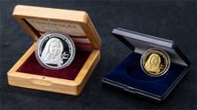 Медаль в честь президента Чапутовой