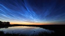 Nočné svietiace oblaky
