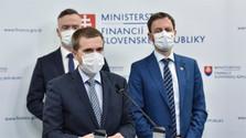 Une année dure devant la Slovaquie. L'économie tombe rapidement