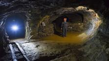 В опаловых шахтах для туристов открыли новый участок