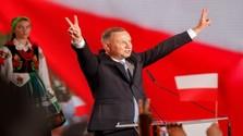 A lengyel elnökválasztás első fordulója