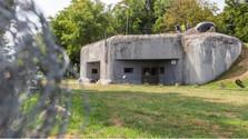 Петржалский фортификационный бункер BS-8