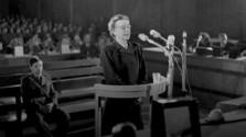 Widerstandskämpferin Milada Horáková unvergessen