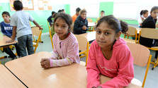 Roma pupils at the losing end of the epidemic