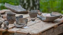Nálezy z obdobia doby bronzovej v Maďarovciach