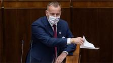 Boris Kollár ostáva predsedom parlamentu