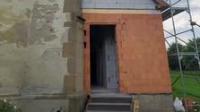 kostol, prístavba