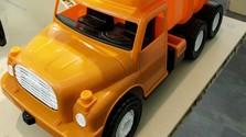 hračkárske auto Tatra
