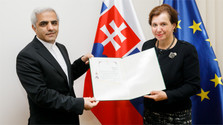 New Iranian Ambassador to Slovakia appointed, bilateral relations discussed
