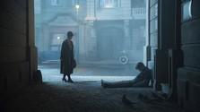 Scéna zo seriálu Babylon Berlín