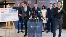 Sociálny balíček za pol miliardy eur
