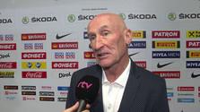 Tréner Craig Ramsay