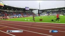 Atletika - Zlatá tretra