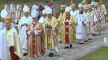 Vysviacka Mons. Milana Lacha SJ za pomocného biskupa pre Prešovskú archieparchiu