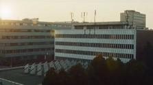 Budova pošty v Prahe 4