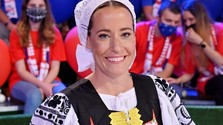 linda luptáková, milujem slovensko