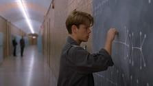 Matt Damon vo filme Dobrý Will Hunting