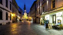Uličkami Bratislavy