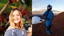 Michaela Musilová, astrobiologička