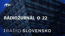 Rádiožurnál o 22:00