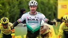 Peter Sagan v cieli Tour de France