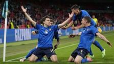 Futbalisti Talianska sa tešia z gólu na EURO 2020.