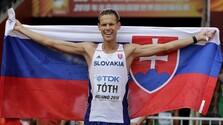 Matej Tóth bude na OH v Tokiu najväčšou nádejou na zlato.