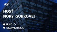 Hosť Nory Gubkovej