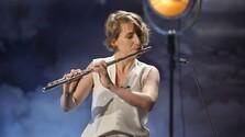Flautistka Veronika Vitázková