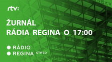 Žurnál Rádia Regina o 17.00