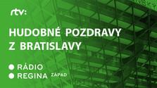 Hudobné pozdravy z Bratislavy