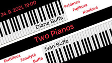 Koncert: Two Pianos