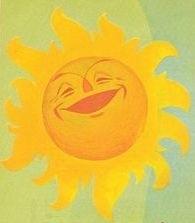 Slnečný a veľkonočný týždeň