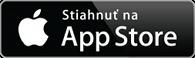 Stiahnuť aplikáciu na App Store - pre Apple