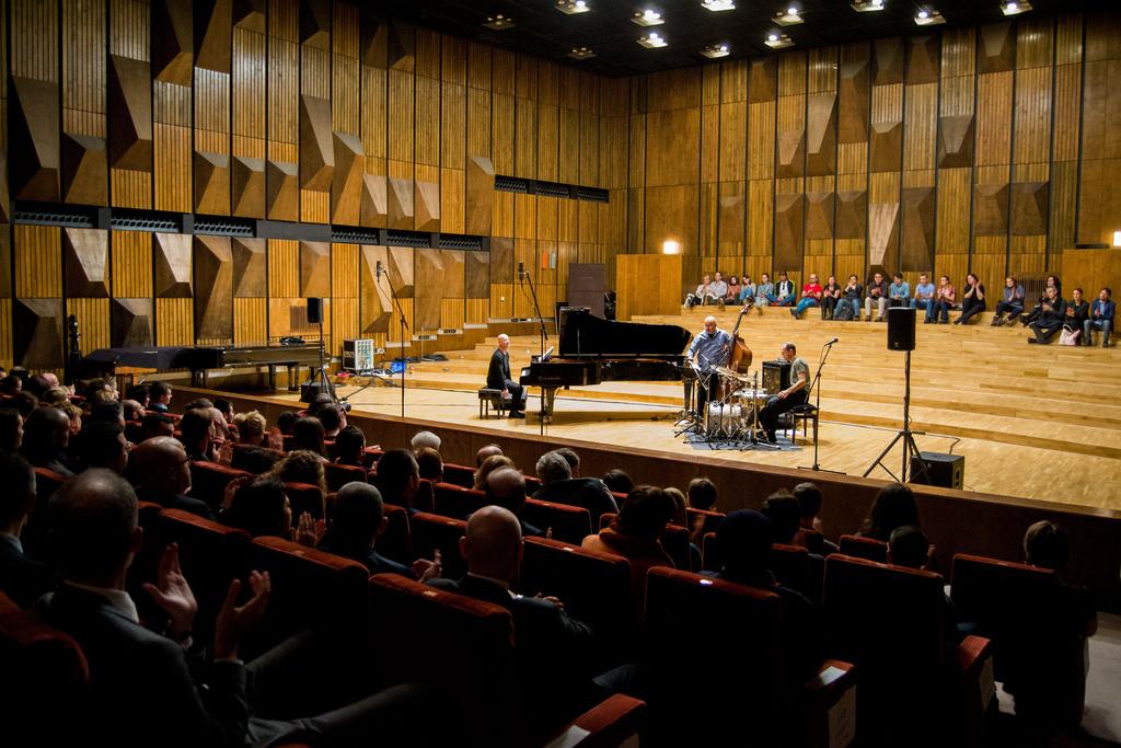 Jazzový koncert  Trio Stefana Battagliu prichádza na Slovensko ... 2db06f8c79