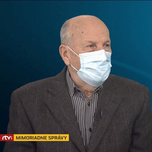 mimoriadne správy na RTVS