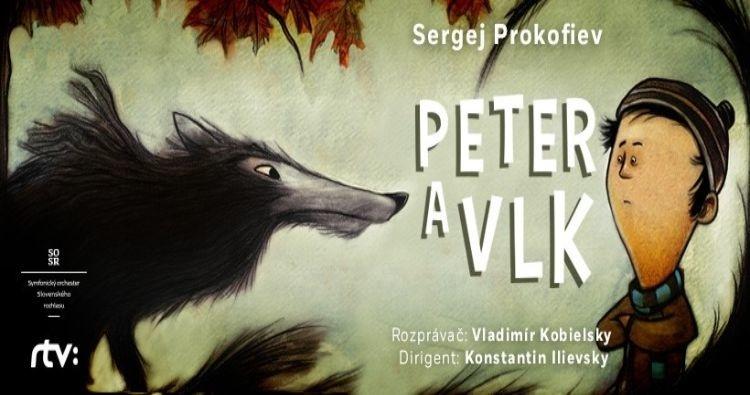 Sergej Prokofiev: Peter a vlk