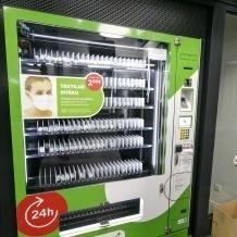 automat na rúška