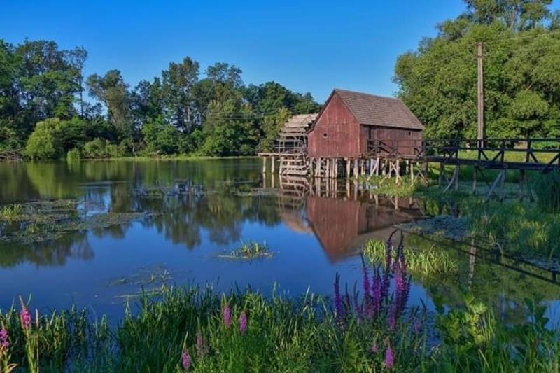 Vodný mlyn, Tomášikovo