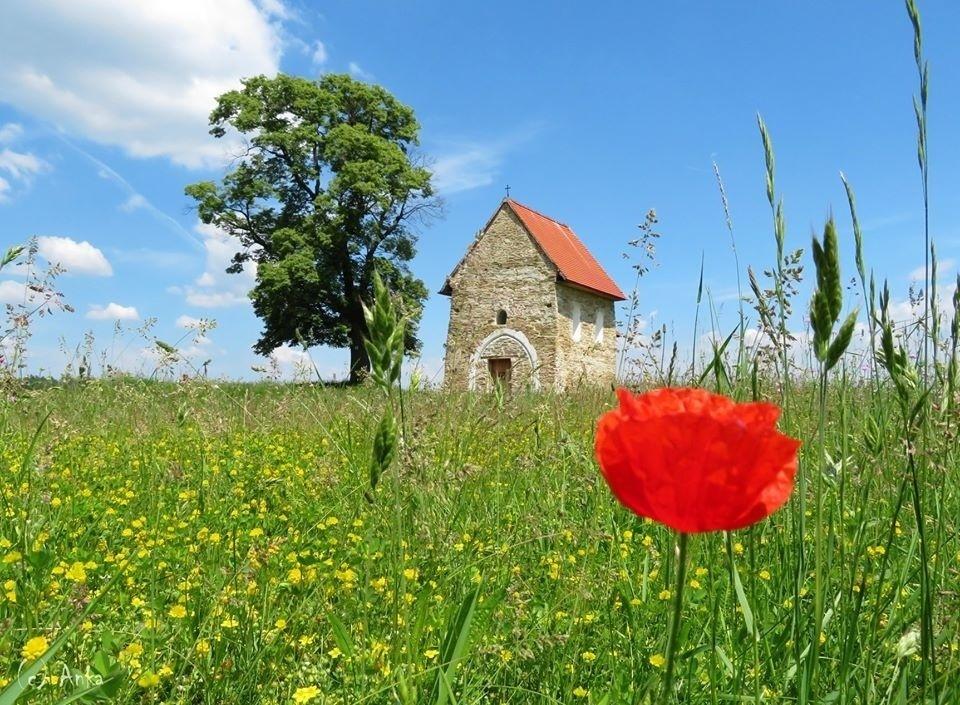 Kostol sv. Margity, Kopčany