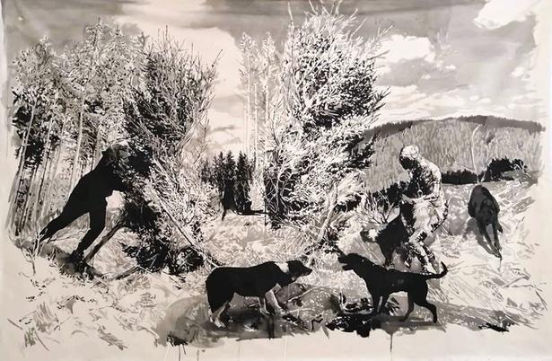 CO1 - Ľubomíra Sekerášová, 200 x 300 cm, akryl na plátne.jpeg