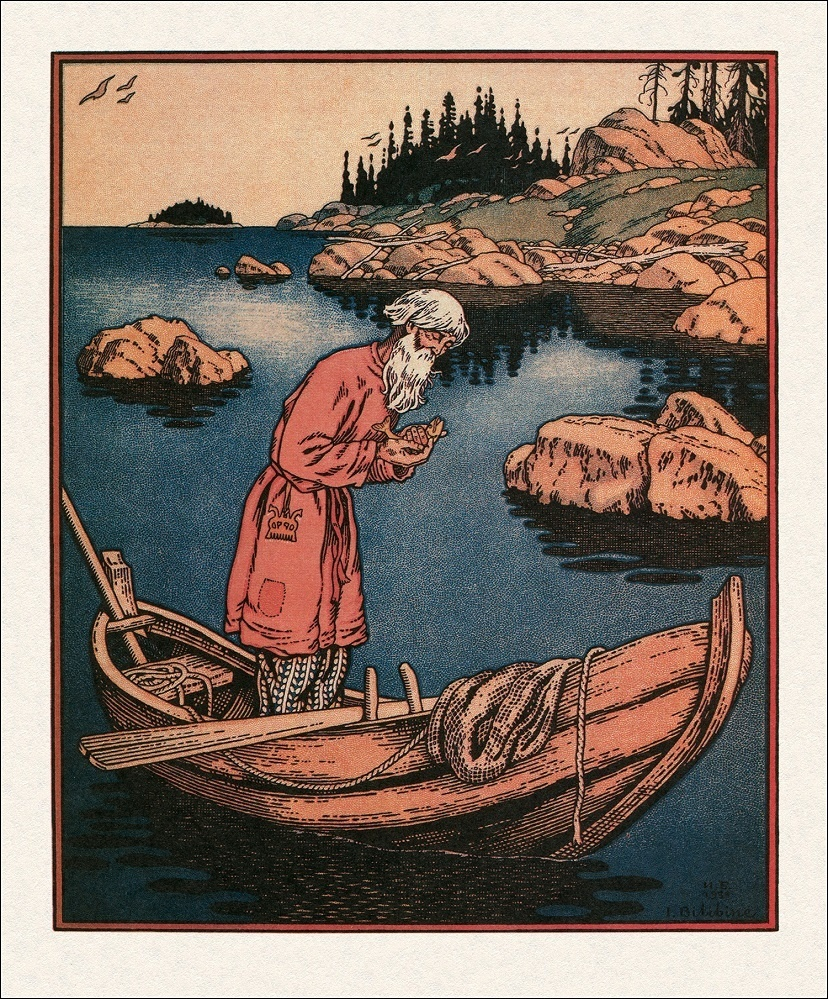 Ivan Bilibin_The_Tale_of_the_Fisherman_and_the_Fish_(Bilibin)_mensi.jpg