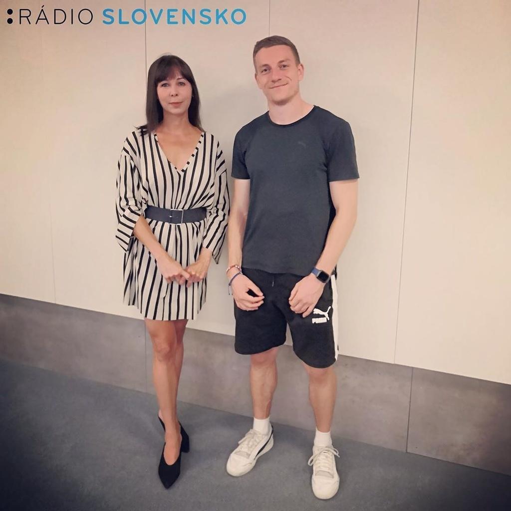 Petra Bernasovská a Ján Volko