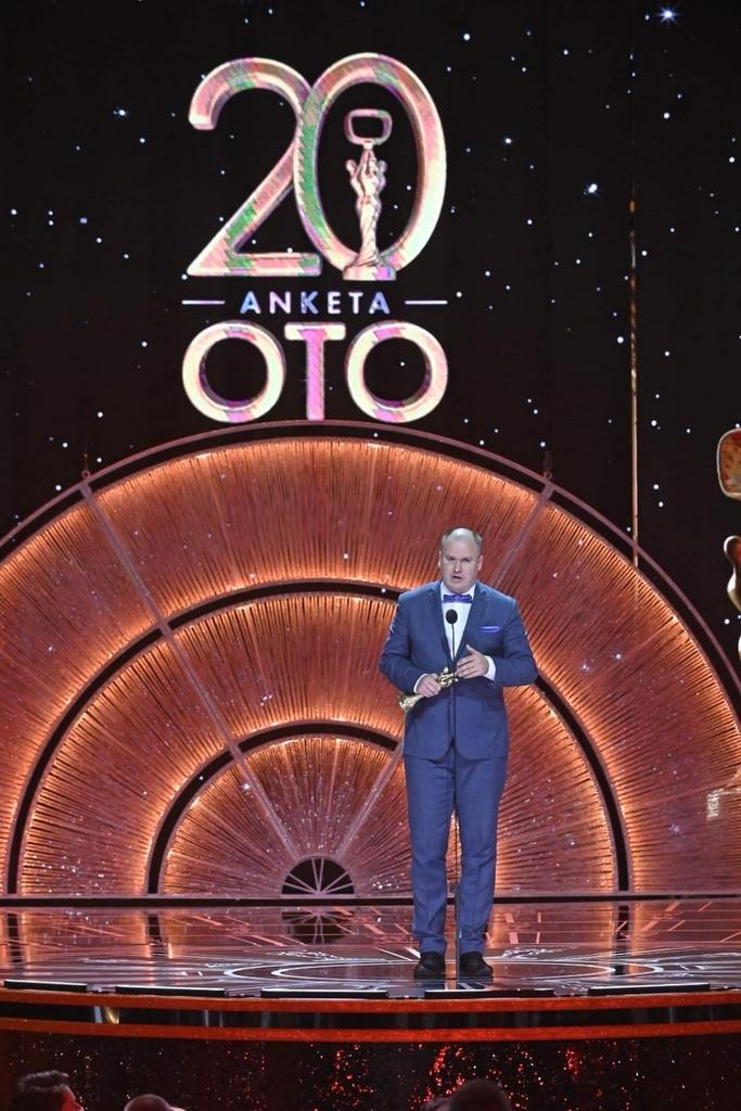 Marcel Merčiak, OTO 2020