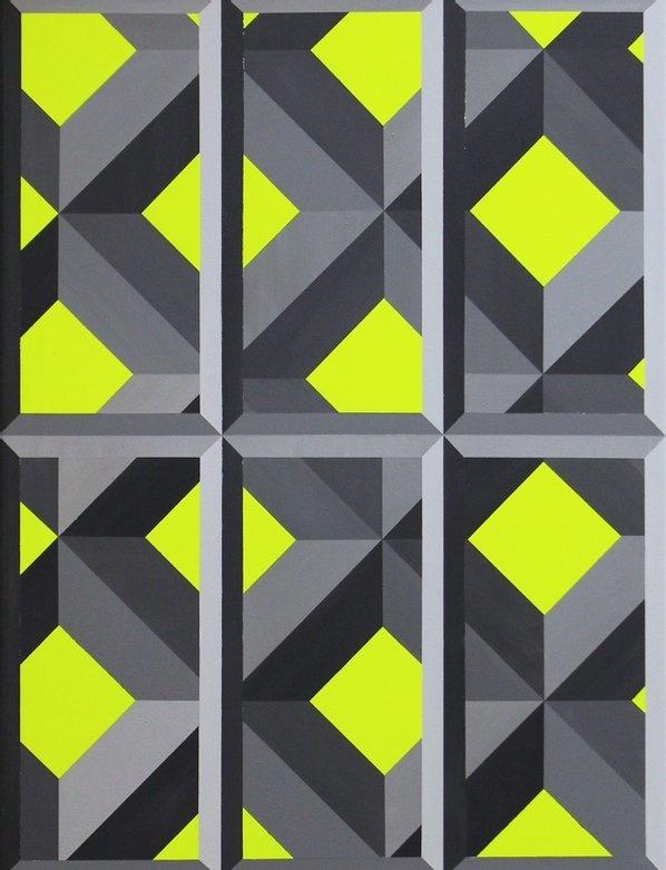 CO7 Grids I, 2017. Acrylic on Canvas, 80x60cm.jpg