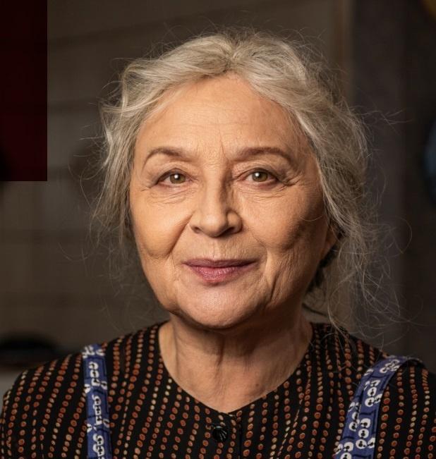 Emília Vášaryová ako babička Foto: D.N.A.