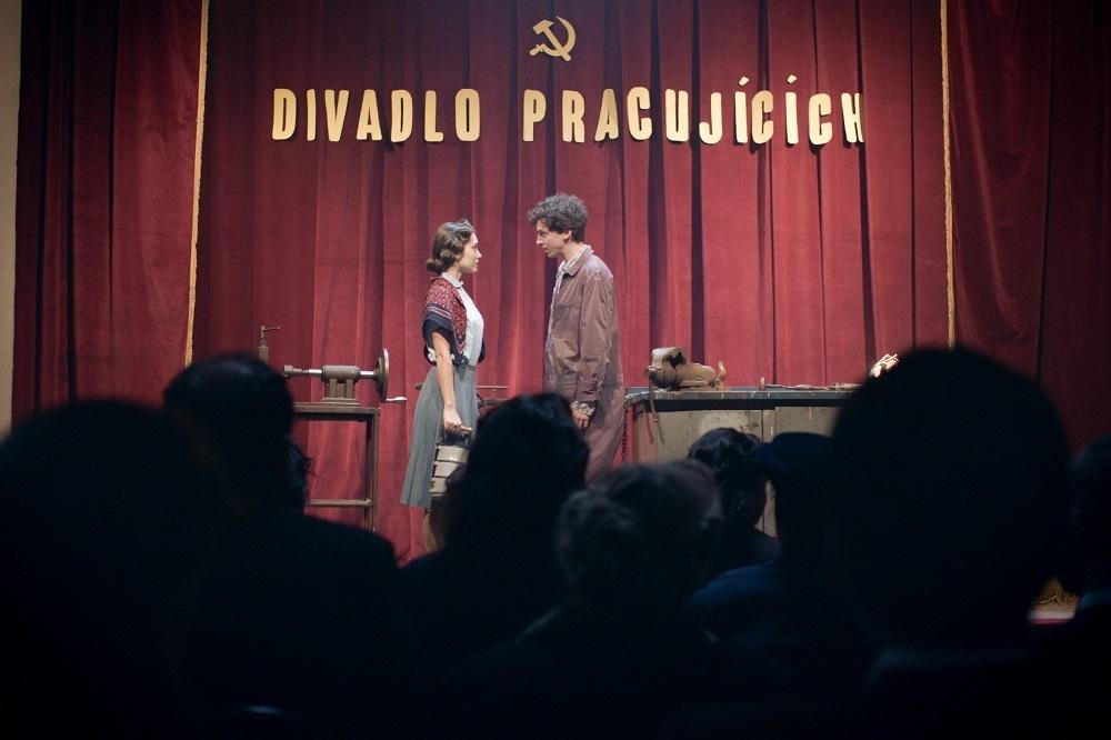 Herec, Standa v divadle