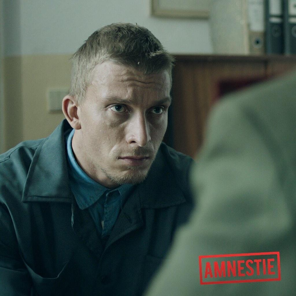 Juraj Bača, film Amnestie
