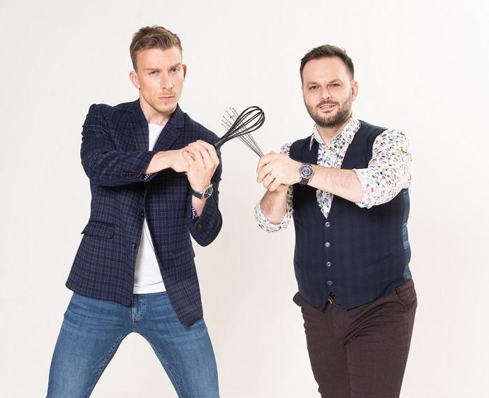 Juraj Bača a Junior    Foto: RTVS