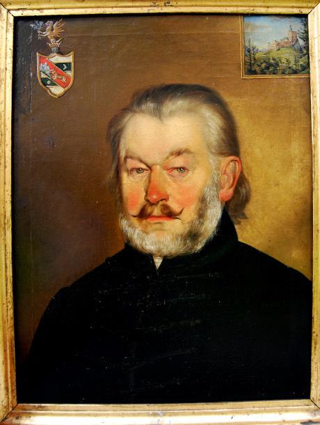 1. Juraj Félix Raisza - majiteľ hradu Ľubovńa 1827 - 1880_460 px.jpg